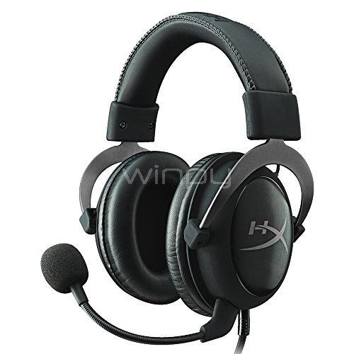 Audífonos gamer HyperX Cloud II (para PC/PS4/Mac)