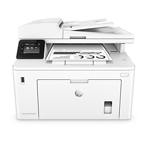 Multifuncional HP LaserJet Pro M227fdw (Laser Color, Duplex, Red + Wifi + USB)