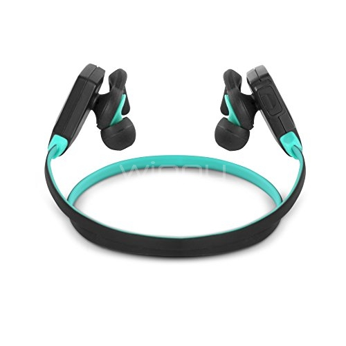 Auriculares Bluetooth Energy Sistem de contorno de cuello (color mint)