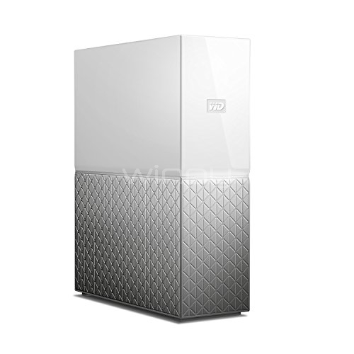 NAS Western Digital My Cloud Home de 2 TB (1 bahía, USB 3.0+RJ45)