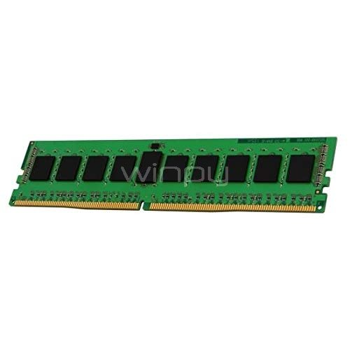 Memoria RAM Kingston ValueRAM de 4GB (DDR4, 2666MHz, CL19, DIMM)