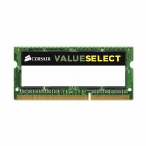Memoria RAM Corsair Value Select de 4GB (DDR3L, 1600MHz, SODIMM, CL11)
