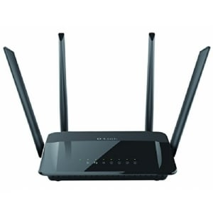 Router D-Link DIR-822 Ethernet