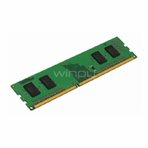Memoria RAM Kingston DDR3L de 4GB (DIMM, 1600 MHz, 1,35V, CL11)