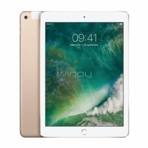 iPad mini 4 Wi-Fi + Cellular 32GB Gold