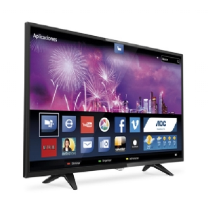 Televisor AOC Smart TV de 32 Digital LED HD ISDB-T (LE32S5970)