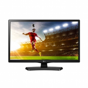 Monitor TV LG de 23,6 pulgadas (IPS, HD, VGA+USB)