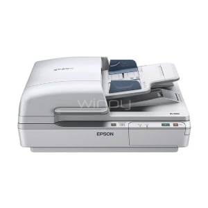 Escáner de documentos Epson WorkForce DS-6500