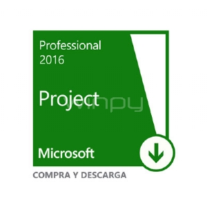 Microsoft Project Professional 2016 (H30-05445) Descarga