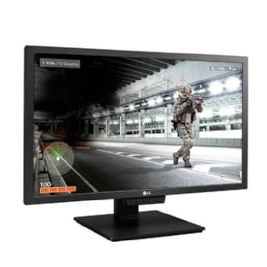 Monitor Gamer LG 24GM79G-B de 24 Pulgadas (TN, 144Hz, 5ms, FullHD, FreeSync, Pivot)