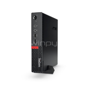 Mini-PC Lenovo M710 Tiny - 10MQA005CS (i3-7100T, 4GB DDR4, 1TB HDD, W10Pro)
