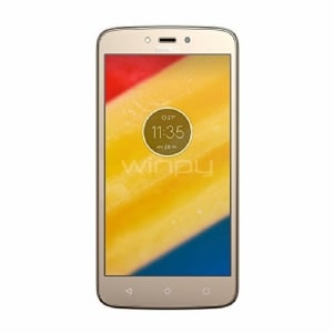 Motorola Moto C Plus XT1725 (4G, 16GB, 8Mp, Android 7, Dorado)