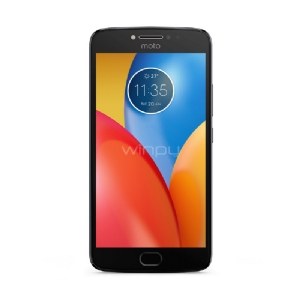 Motorola Moto E4 Plus XT1772 (4G, 16GB, 8Mp, Android 7, Gris)