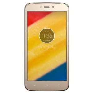 Motorola Moto E4 Plus XT1772 (4G, 16GB, 8Mp, Android 7, Dorado)