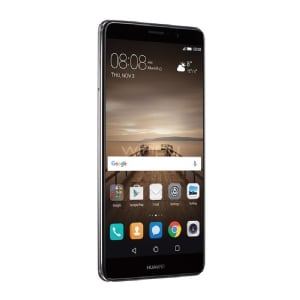 Celular Huawei Mate 9 (LTE, 4GB RAM, 64GB, IPS 5,9 FHD, Android, Gris)