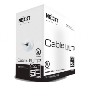 Caja cable UTP Cat5e Nexxt 305 m