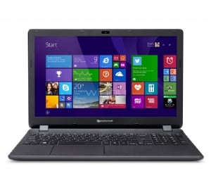 Notebook Packard Bell Easynote ENTG83BA (N3060, 2GB RAM, 500GB HDD, Pantalla 15,6 HD, WIN10)