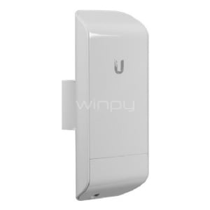 Antena Ubiquiti NanoStation Loco M5 (AP, 5GHz, Indoor/Outdoor, airMAX CPE)
