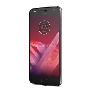 Motorola Moto Z2 Play XT1710 (4G, 64GB, 12,2Mp, Android 7, Gris)