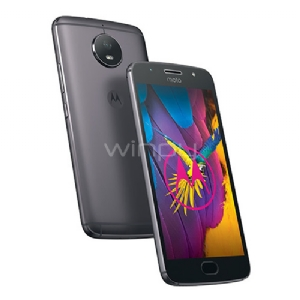 Motorola Moto G5s (4G, 32GB, 16Mp, Android 7,1, Gris)