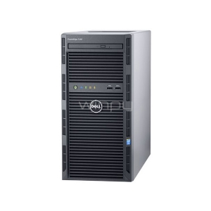 Servidor Dell PowerEdge T130 (Xeon E3-1220v6, 8GB RAM, 2TB 7.2K, Torre 4U)