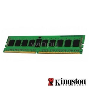 Memoria RAM Kingston 4GB DDR4 2400MHz (KCP424NS6/4)