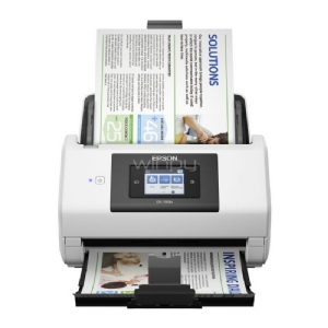 Escáner Epson WorkForce DS-780N con pantalla táctil (Color, Dúplex, 600ppp, 30bit, 90ppm)