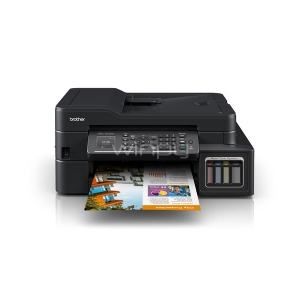 Multifuncional Brother MFC-T910DW (Tinta a color, dúplex, USB-WIFi-Ethernet, 27ppm negro)