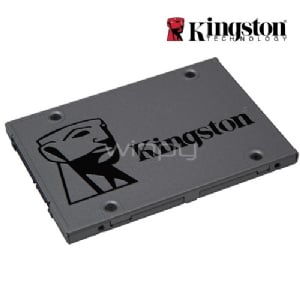 Disco estado solido Kingston UV500 de 120GB (SSD, 3D TLC, 520MB/s Write, 320MB/s Read)