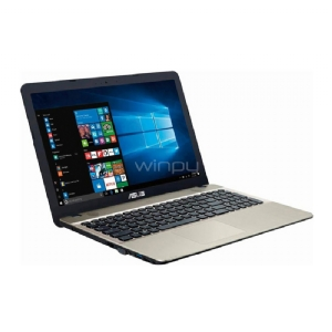Notebook Asus X540LA-XX1017T ( i3-5005U - 4GB 1Tera, Pantalla 15,6 HD Win10Home)