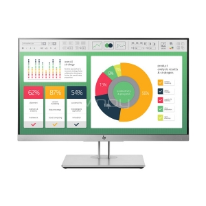 Monitor HP EliteDisplay E223 de 21,5 pulgadas (IPS, Full HD, Displayport+HDMI+VGA, Pivot)
