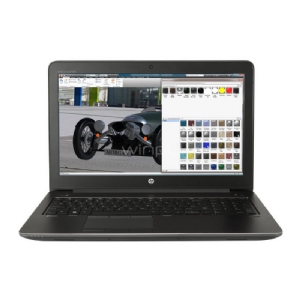 Mobile Workstation HP ZBook 15 G4 (i7-7820HQ, Quadro M1200, 8GB DDR4, 256GB SSD, Pantalla 15.6, Win10 Pro)