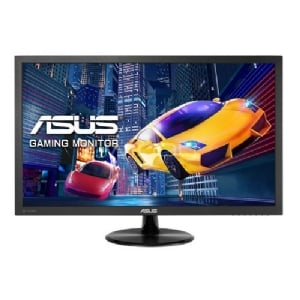 Monitor Gamer ASUS VP247QG de 23.6 pulgadas (TN, Full HD, 75Hz, 1ms, FreeSync)