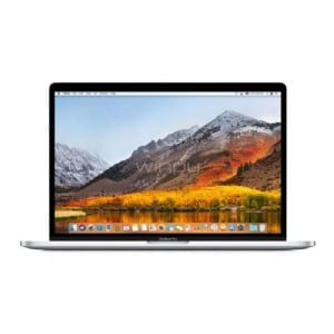 Apple MacBook Pro 15 (Core i7, 16GB RAM, 256GB SSD,  Touch Bar, Mid 2018, Silver)