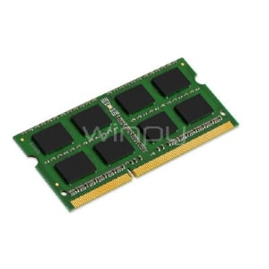 Memoria RAM Kingston DDR4 de 8GB (2666MHz, CL19, Sin ECC, SODIMM)