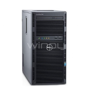 Servidor Dell PowerEdge T130 v3 (Xeon E3-1220v6, 8GB RAM, 2TB 7200rpm, Torre 4U)