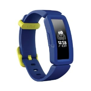 Pulsera inteligente para niños Fitbit  Ace 2 (Night Sky / Neon Yellow)