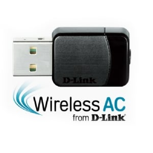 Adaptador Inalámbrico mini USB Wireless DWA-171