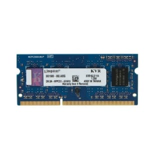 Memoria RAM Kingston de 4GB (DDR3L, 1600Mhz, SODIMM)