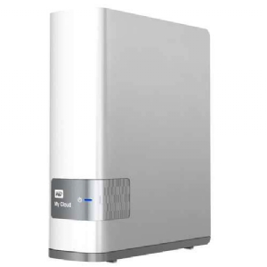 NAS WESTERN DIGITAL 2TB PERSONAL MY CLOUD mirror