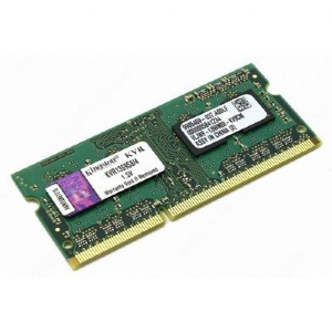 Memoria RAM Kingston de 4GB (DDR3, 1333MHz, SODIMM)