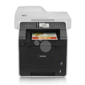 Impresora Multifuncional laser color Brother MFC-L8850CDW