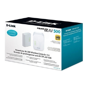 Kit Inicial Powerline AV 500 DHP-W311AV