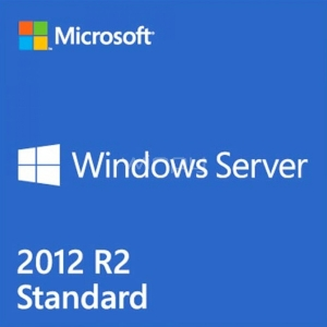 Windows Server Standard 2012 R2 (64-bit, 2CPU / 2VM, DVD-ROM, OEM)