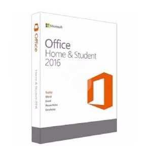 Microsoft Office Hogar y Estudiantes 2016 (Windows, 1 Usuario, Descargable)