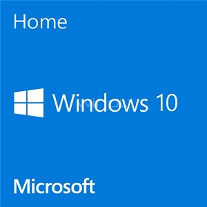 Microsoft Windows 10 Home (64-bit, 1 Usuario, DVD-ROM)
