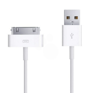 Cable de 30 pin a USB de Apple 1 mt