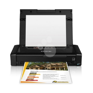 Impresora portátil Epson WorkForce WF-100