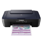 Impresora multifuncional tinta color Canon E402 -Copia escaner