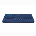 Teclado Logitech Multi-Device K380 (Bluetooth - Azul)